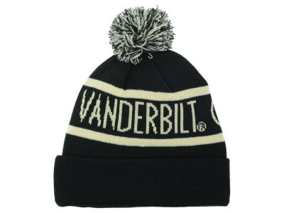 Vanderbilt Commodores Top of the World NCAA Slugfest Pom Knit