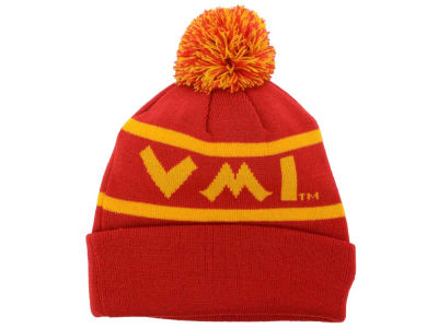 VMI Keydets Top of the World NCAA Slugfest Pom Knit
