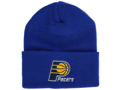 Indiana Pacers adidas NBA Basic Cuff Knit Hat