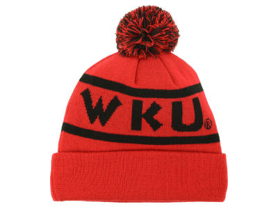 Western Kentucky Hilltoppers Top of the World NCAA Slugfest Pom Knit