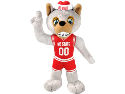 North Carolina State Wolfpack 8inch Plush Mascot