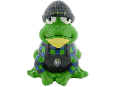 Seattle Sounders FC Thematic Frog Figure