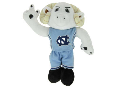 North Carolina Tar Heels 8inch Plush Mascot