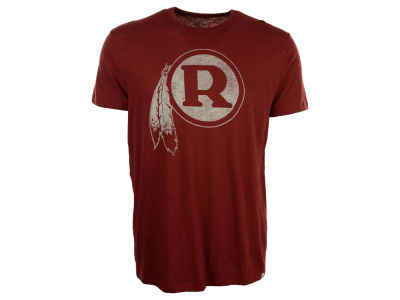 Washington Redskins '47 NFL Retro Logo Scrum T-Shirt