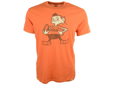 Cleveland Browns '47 NFL Retro Logo Scrum T-Shirt