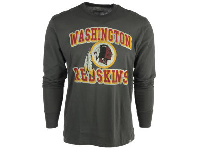 Washington Redskins '47 NFL Men's Flanker Long Sleeve T-Shirt