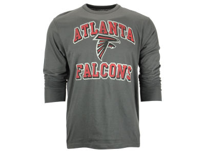 Atlanta Falcons NFL Men's Flanker Long Sleeve T-Shirt