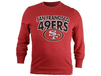 San Francisco 49ers NFL Men's First String Crew Sweatshirt