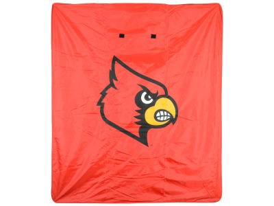 Louisville Cardinals Logo Brands All Weather Blanket
