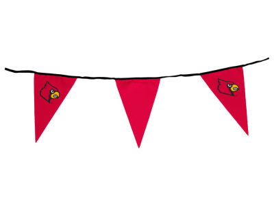 Louisville Cardinals Logo Brands Party Pennants
