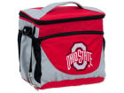 Ohio State Buckeyes Logo Brands 24 Can Cooler Gameday & Tailgate