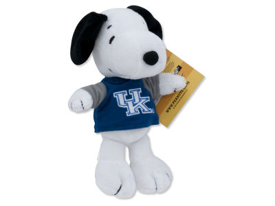 Kentucky Wildcats 8in Snoopy Plush