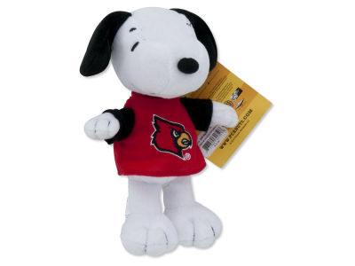 Louisville Cardinals 8in Snoopy Plush
