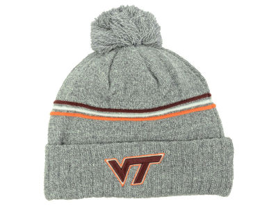 Virginia Tech Hokies Top of the World NCAA Trinity Pom Knit