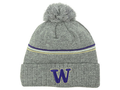 Washington Huskies Top of the World NCAA Trinity Pom Knit