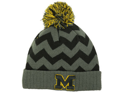 Missouri Tigers Top of the World NCAA Chevron Pom Knit