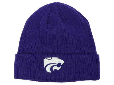 Kansas State Wildcats Top of the World NCAA Campus Cuff Knit