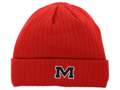 Ole Miss Rebels Top of the World NCAA Campus Cuff Knit