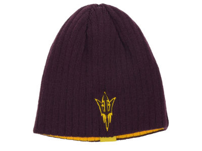 Arizona State Sun Devils Top of the World NCAA Roust Reversible Knit