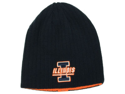 Illinois Fighting Illini Top of the World NCAA Roust Reversible Knit