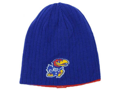 Kansas Jayhawks Top of the World NCAA Roust Reversible Knit