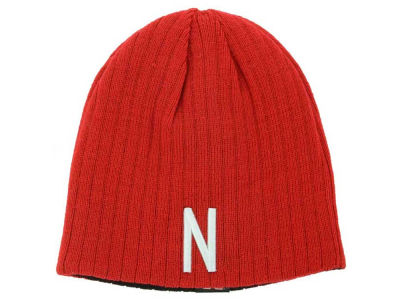Nebraska Cornhuskers Top of the World NCAA Roust Reversible Knit