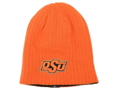 Oklahoma State Cowboys Top of the World NCAA Roust Reversible Knit