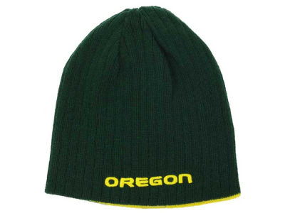 Oregon Ducks Top of the World NCAA Roust Reversible Knit
