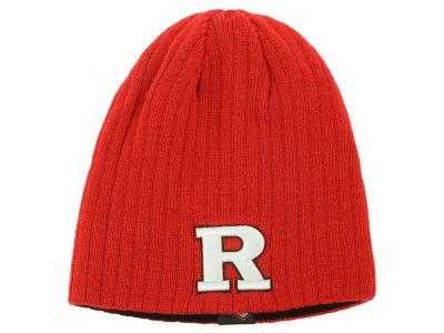 Rutgers Scarlet Knights Top of the World NCAA Roust Reversible Knit