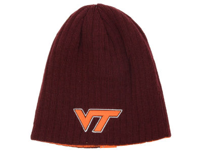 Virginia Tech Hokies Top of the World NCAA Roust Reversible Knit
