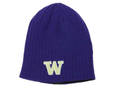 Washington Huskies Top of the World NCAA Roust Reversible Knit