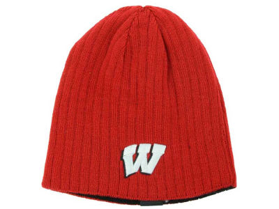 Wisconsin Badgers Top of the World NCAA Roust Reversible Knit