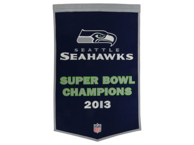 Seattle Seahawks Dynasty Banner