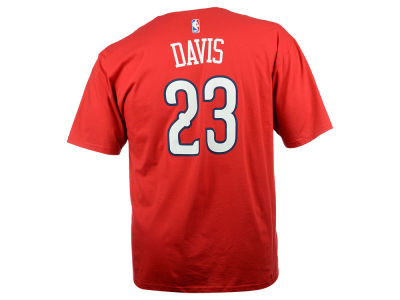 New Orleans Pelicans Anthony Davis adidas NBA Men's Player T-Shirt
