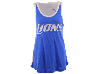 Detroit Lions NFL Womens Home Game Tank