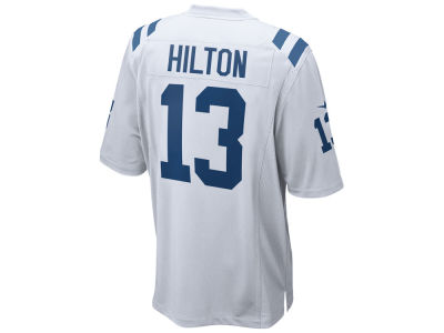 Indianapolis Colts T. Y. Hilton Nike NFL Men's Game Jersey