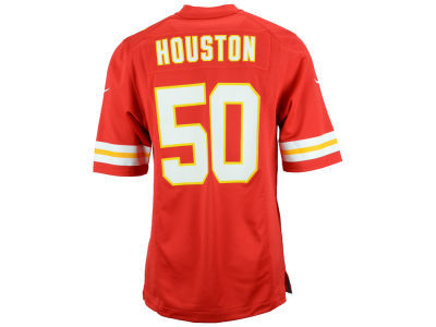 Kansas City Chiefs Justin Houston Nike NFL Men's Game Jersey