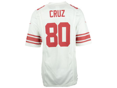 New York Giants Victor Cruz Nike NFL Men's Game Jersey