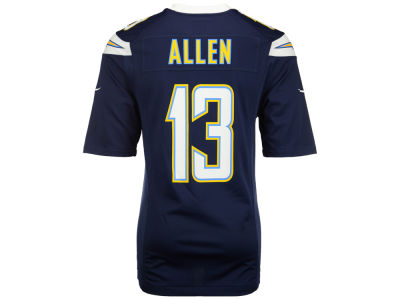 Los Angeles Chargers Keenan Allen Nike NFL Men's Game Jersey