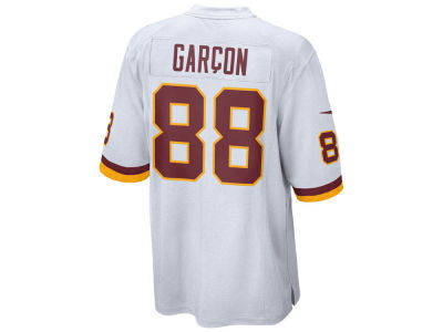 Washington Redskins Pierre Garcon Nike NFL Men's Game Jersey