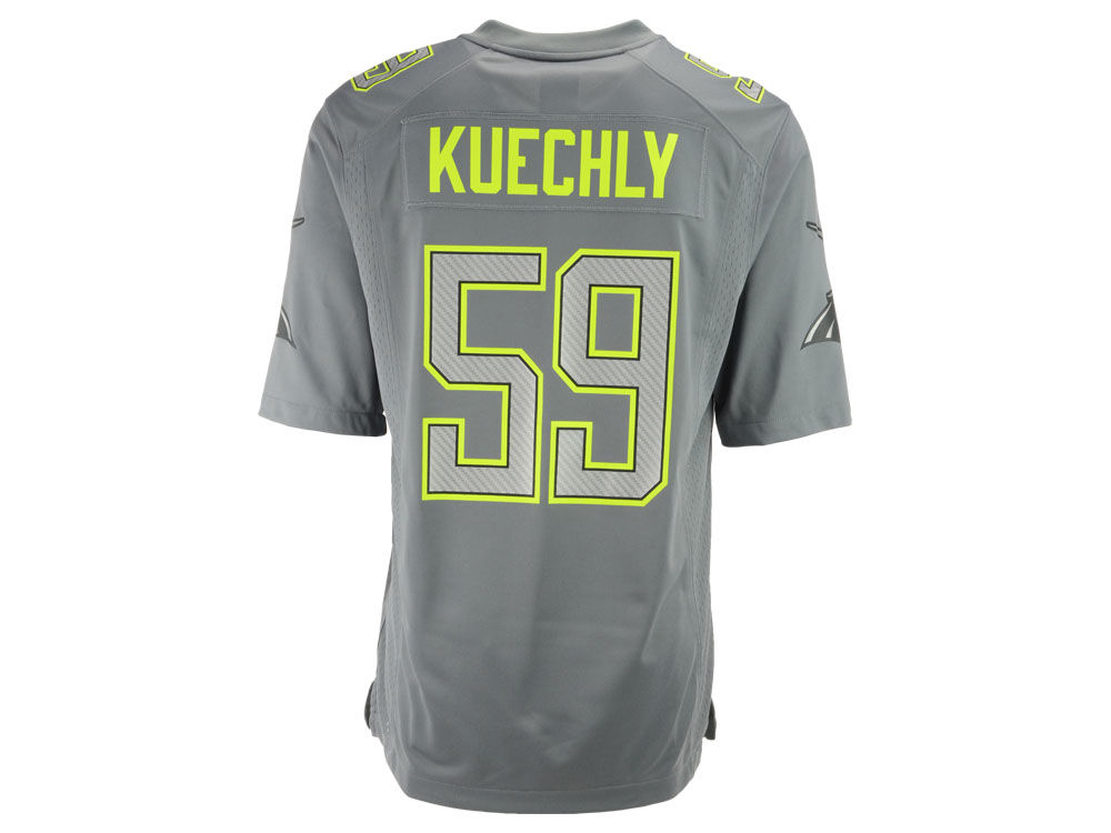 wholesale dealer f669b 790b0 official luke kuechly pro bowl jersey b85a4 cef9c