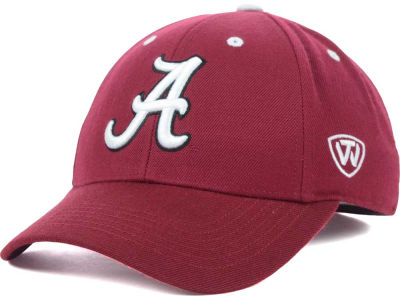 Alabama Crimson Tide Top of the World NCAA Memory Fit Dynasty Fitted Hat
