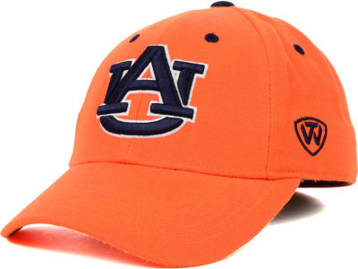 Auburn Tigers Top of the World NCAA Memory Fit Dynasty Fitted Hat