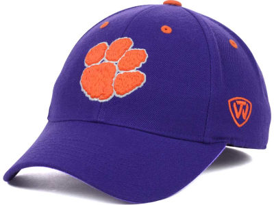 Clemson Tigers Top of the World NCAA Memory Fit Dynasty Fitted Hat