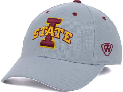 Iowa State Cyclones Top of the World NCAA Memory Fit Dynasty Fitted Hat