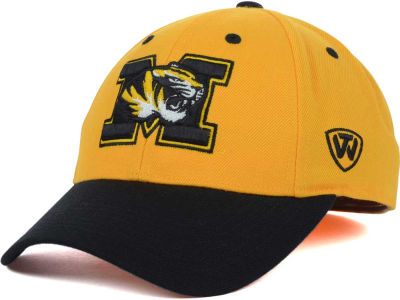 Missouri Tigers Top of the World NCAA Memory Fit Dynasty Fitted Hat