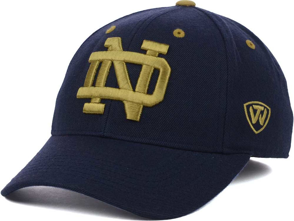 Notre Dame Fighting Irish Top of the World NCAA Memory Fit Dynasty Fitted  Hat  70c8f39c9230