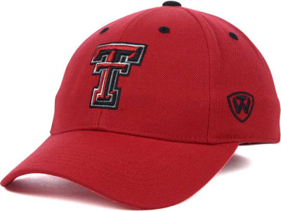 Texas Tech Red Raiders Top of the World NCAA Memory Fit Dynasty Fitted Hat