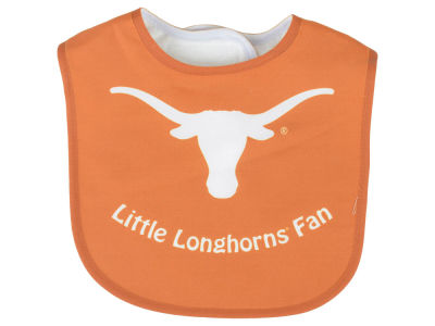 Texas Longhorns All Pro Baby Bib