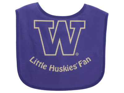Washington Huskies All Pro Baby Bib